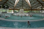La piscine d'Amnéville-les-thermes
