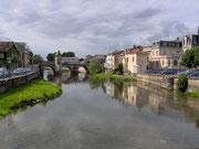 Le pont Notre-Dame à Bar-le-duc