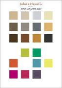 J&H colours 2007
