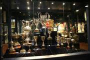 Die heiligen Pokale, zu denen sich gerne noch mehr gesellen dürfen