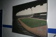 Das gute alte Volksparkstadion