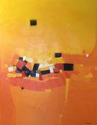 Sun Dance, 140 x 180 cm, Acryl   •.  VERKAUFT