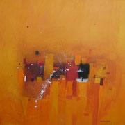 High Rise, 80 x 80 cm, Acryl   •    VERKAUFT