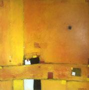 Desert Dunes, 100 x 100 cm, Acryl    •   VERKAUFT