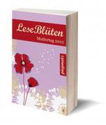 """LeseBlüten Muttertag, 2012 (""""Der Brief in der Schublade"""")"""