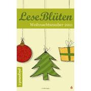 """LeseBlüten Weihnachtszauber, 2011 (""""Die Weihnachtsbaumdekorateurin"""", """"Der Auftrag"""")"""