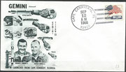 Gemini 11launch cover dated 12.09.1966