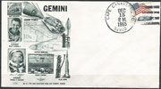 Gemini 6A launch  cover dated 15.12.1965