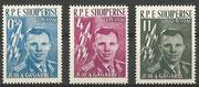 Yuri Gagarin Albania 642-644