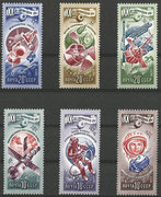 CCCP, some space items and Sojus 24 with 4648/53