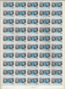CCCP, Sojus 15 full sheet with 4296