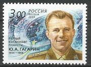 Russia perforate 1148 Yuri Gagarin