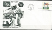 Launch cover Apollo 6