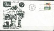 Launch cover Apollo 6