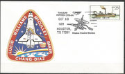 Launch cover STS-34