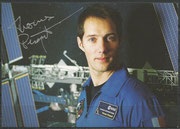 Sojus TMA-20M, Thomas Pesquet one of the choosen ESA astronaut, photo orig.signed by Pesquet
