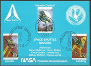 STS-59 NASA Philatelic documentation card