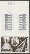 Monaco Jules Verne M 522 dark brown proof