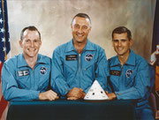 Crew Photo Apollo 1