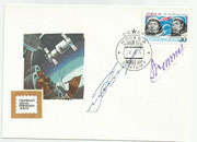 CCCP, Sojus 15 FDC orig.signed by Sarafanow and Djomin with 4296