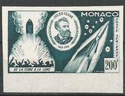 Monaco Jules Verne M 522 green/blue proof
