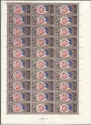 CCCP, some space items and Sojus 24 full sheet with 4648/53