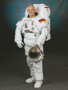 ESA Astronaut Alexander Gerst, choosen for the flight Sojus TMA-13M