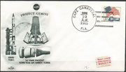 Gemini 2 launch  cover dated 19.01.1965