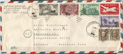 29.06.1948, General Dr. Dornberger was one of the inventors from different military rockets developments. Cover from him sent to Germany from the Haedquarter AMC in Ohio