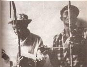 Mestre Pastinha e Mestre Joao Grande