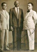 Mestre Bimba com o Presidente Getulio Vargas_ceca