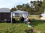Unser Turnier-Lager