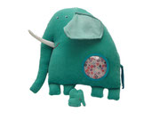 Elefant Hippybottomus Suisse Pädagogische Spielzeug
