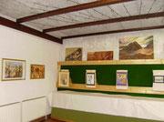 Hobbykünstler in Nieder-Klingen bei der SG1864