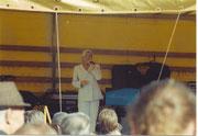 Gaby Baginsky Kartoffelbratfest Eschershausen 1997