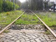 Einbeck Ilmebahn am alten Bahnhof