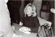 Gaby Baginsky auf dem Winterball des MSC Eschershausen 1999