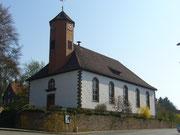 Wenzen Kirche