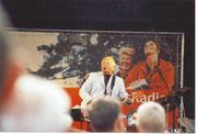 Graham Bonney bei NDR1 Radio Niedersachsen in Einbeck