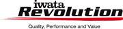Iwata Airbrushpistole gehobene Einstiegsklasse