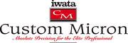 Iwata High End Airbrushpistolen für Details und Portrait