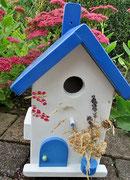 Houten Nestkastje , Grieks Nestkastje met Balkon , Details, Vogelhuisje bouwen ,  Grieks vogelhuisje met balkon , Huisjes details_1