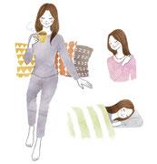 主婦と生活社『週刊女性』