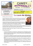 N°21 - janvier 2014