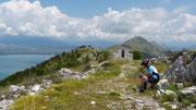 Blick auf den Skutari-See