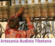 ARTESANIA BUDISTA TIBET