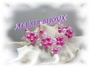 ART B043 zig zag rosa