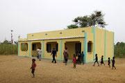 School in Samani/Mali