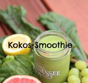 Kokos-Smoothie