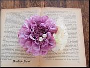 FC-001H2ボンボンダリア*ライトラベンダー+紫陽花オフホワイト